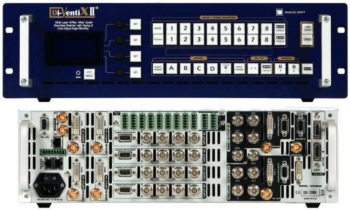 how to go from audio mixer rca outputs to internet