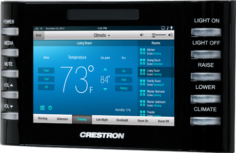 crestron tpcs 4sm 4 3 touch screen control system. Black Bedroom Furniture Sets. Home Design Ideas