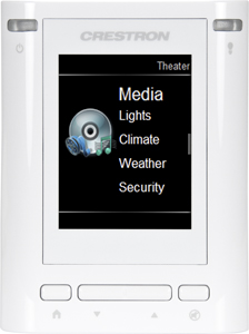 crestron tpmc 3smd 2 8 designer touch screen