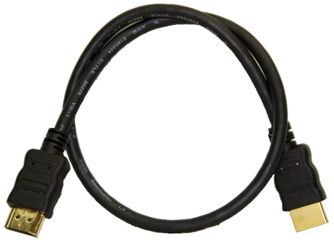 Ikan CAHDMI Short HDMI Cables